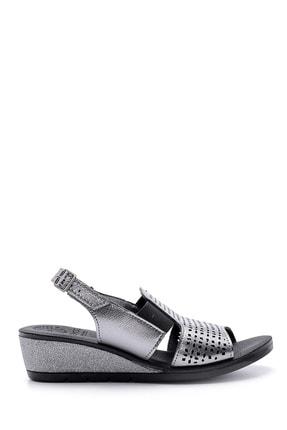 Derimod Kadın Metalik Sandalet