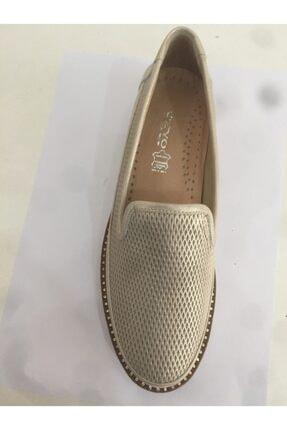 Ceyo 403 Gümüş Bayan Anatomik Ayakkabı