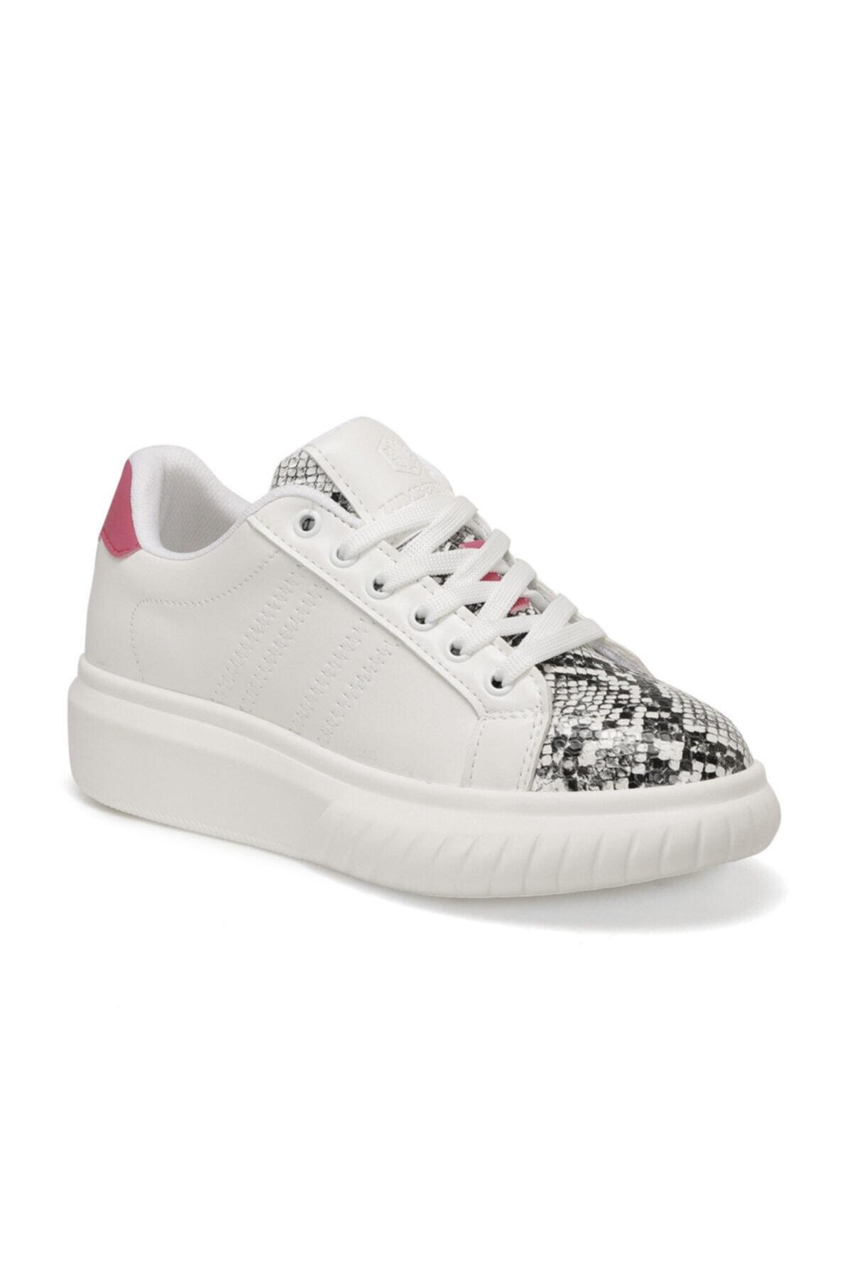 lumberjack ELENI Beyaz Kadın Sneaker Ayakkabı 100579346 1