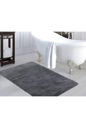 Madame Coco Sheep Banyo Paspası - Antrasit - 100x150 Cm