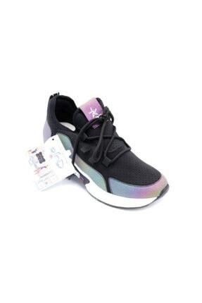 Guja 20y316-9 Siyah Kadın Spor Ayakkabı
