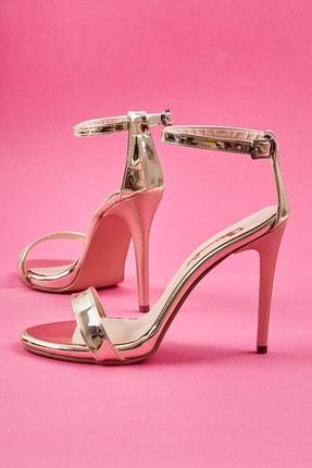 Bambi Dore Kadın Abiye Ayakkabı K01527007939