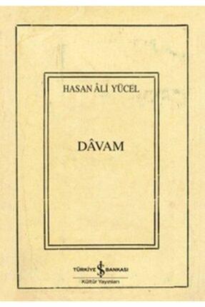 İş Bankası Kültür Yayınları Davam