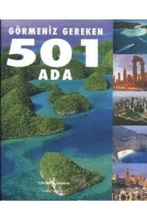 İş Bankası Kültür Yayınları Görmeniz Gereken 501 Ada