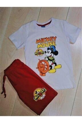 Mickey Mouse Erkek Çocuk Takım