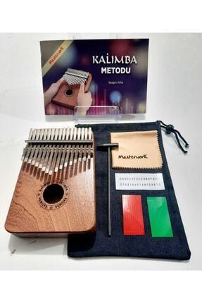 MASTERWORK Maun Kalimba 17 Ses