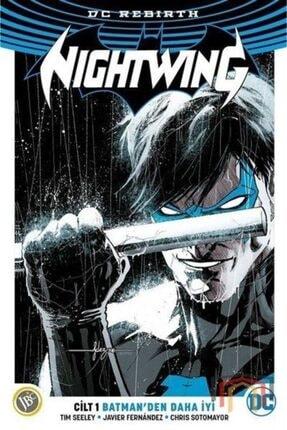 Jbc Yayıncılık Nightwing Cilt 1 Batman'den Daha İyi