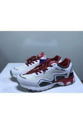 LETOON Kadın Beyaz Koşu Yürüyüş Ayakkabısı