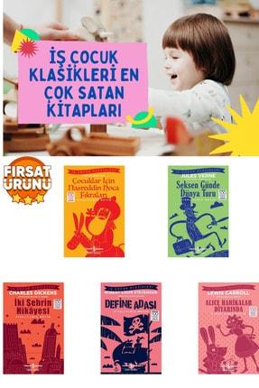 İş Bankası Kültür Yayınları Iş Çocuk Klasikleri 7 Yaş Ve Üzeri En Çok Satan Kitaplar