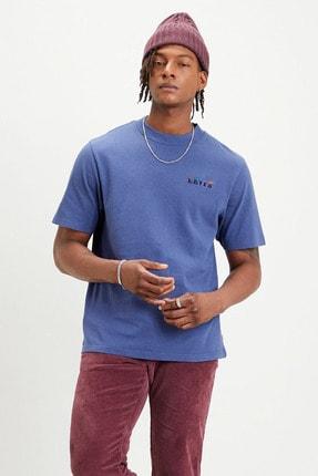 Levi's Erkek Lacivert T Shirt 86823