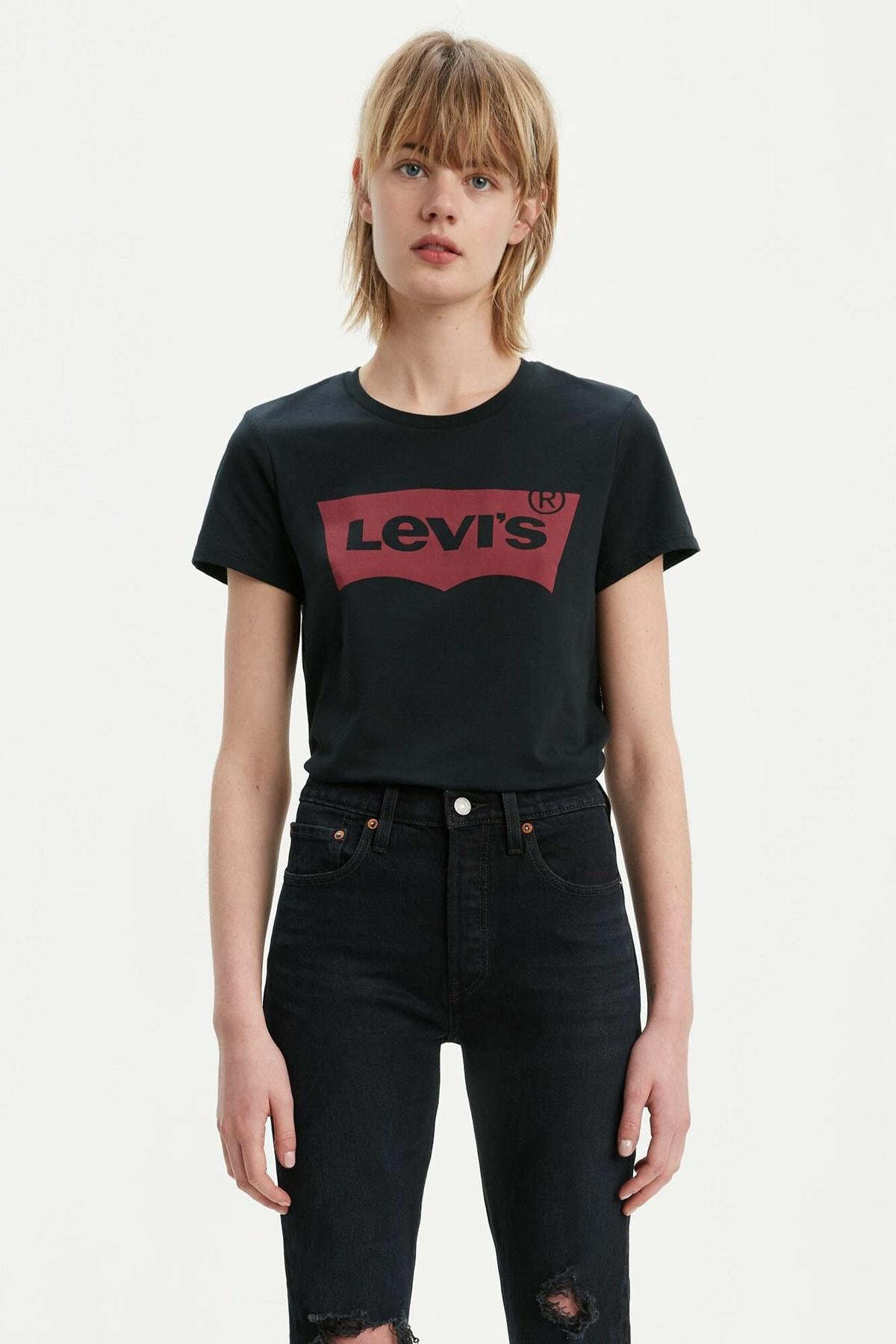 Levi's Kadın Housemark Tişört 17369-1310-1311 1