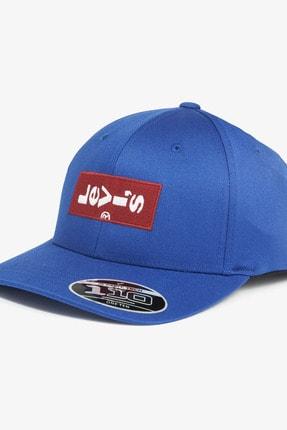 Levi's Unisex Mavi Lazy Tab Flexfit Şapka 38021-0188