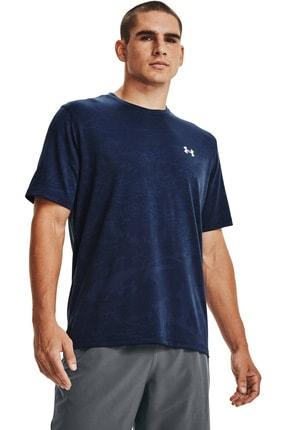 Under Armour Erkek Spor T-Shirt - UA Training Vent Camo  SS - 1361503-408
