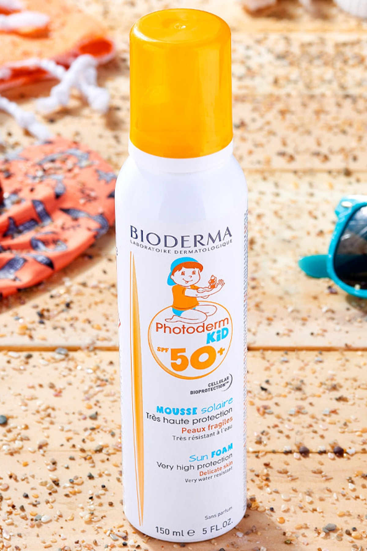 Bioderma Photoderm KID Mousse SPF 50+ 150 ml 2