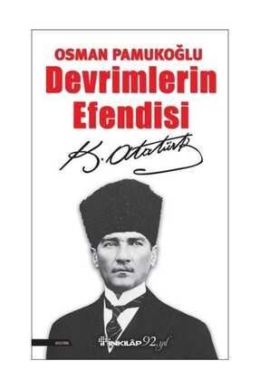İnkılap Kitabevi Devrimlerin Efendisi Osman Pamukoğlu
