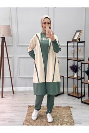 Camelya Fashion Mevsim 3lü Spor Takım