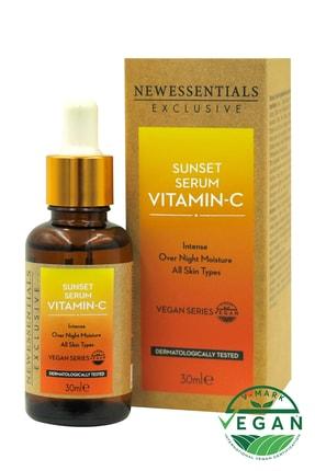 New Essentials Vitamin C Gece Serumu 30 ml