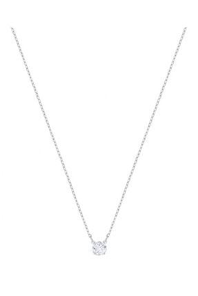 Swarovski Kadın Kolye Attract:Necklace Rnd Czwh/Rhs 5408442