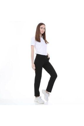 Kappa Kadın Siyah Pantolon