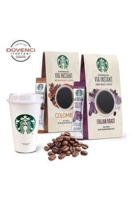 Starbucks Düvenci Toptan Via Paketi