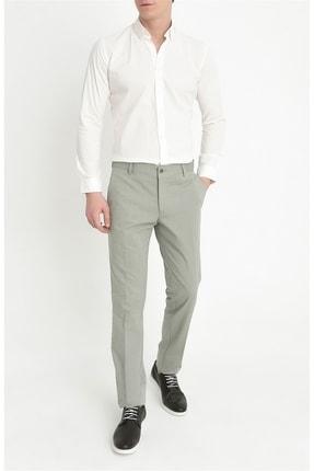 Efor P 1059 Slim Fit Yeşil Spor Pantolon