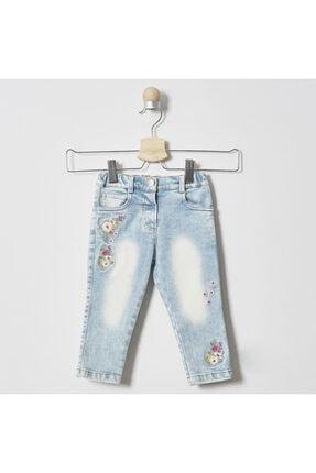 Panço Kız Bebek Denim Pantolon 2011gb04003