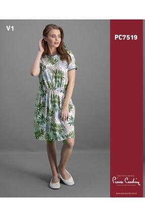 Pierre Cardin 7519 Yazlık Gecelik Ev Elbisesi