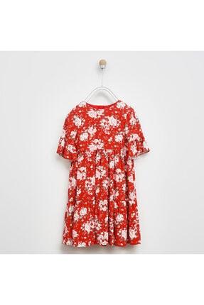 Panço Kız Çocuk Günlük Elbise 2021gk26020