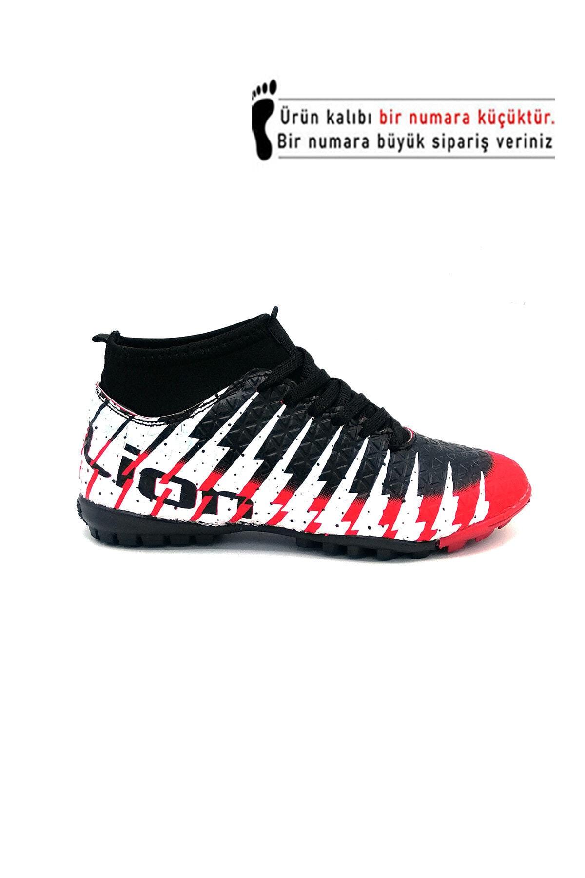 Lion Futbol Ayakkabısı Çoraplı Halısaha 1