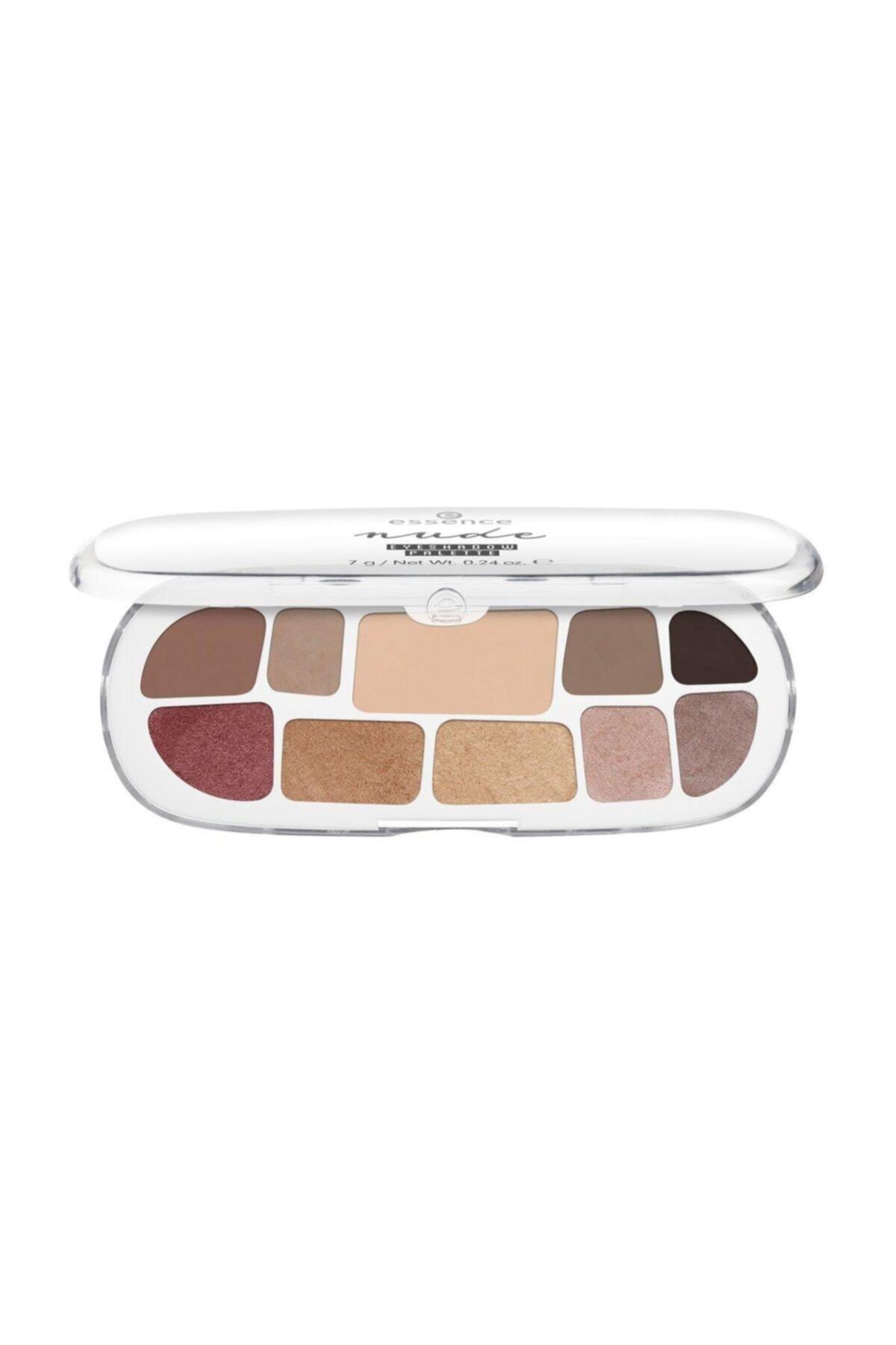 Essence Göz Farı Paleti - Eyeshadow Palette Nude 4059729198648 1