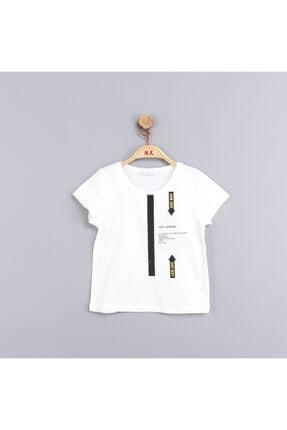 NK Kız Çocuk Şeffaf Cepli Bluz