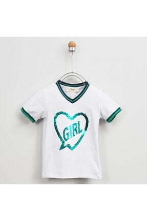 Panço Kız Çocuk T-shirt 2011gk05007