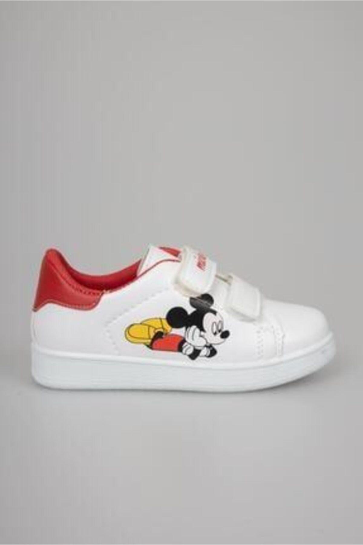 Talika Çocuk Beyaz Çırtlı Günlük Spor Ayakkabı 2
