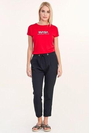 Fulla Moda Beli Lastikli Havuç Pantolon