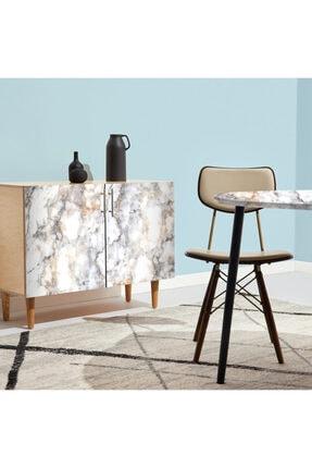 3M White Marble (Beyaz Mermer Desenli) Metrelik Folyo