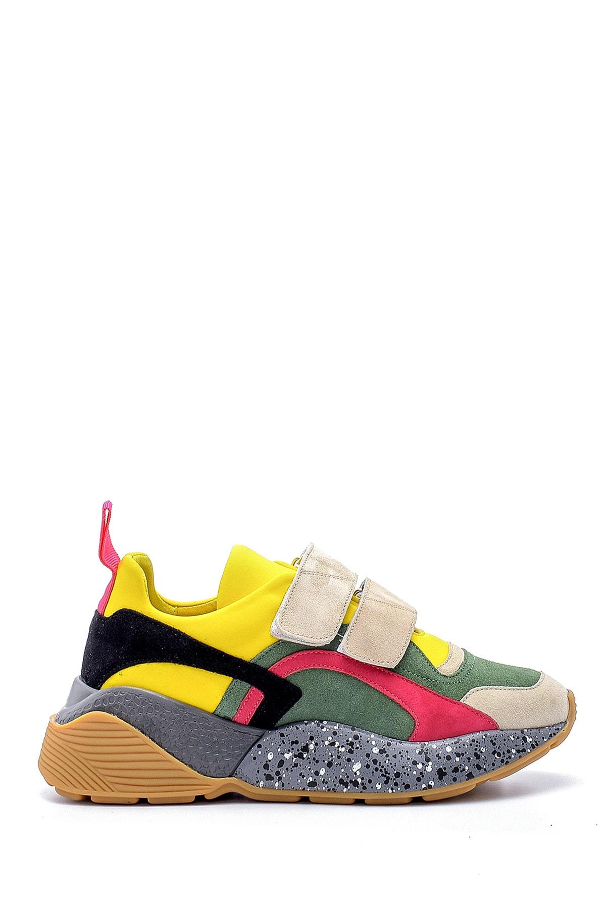 Derimod Kadın Yüksek Tabanlı Sneaker 1