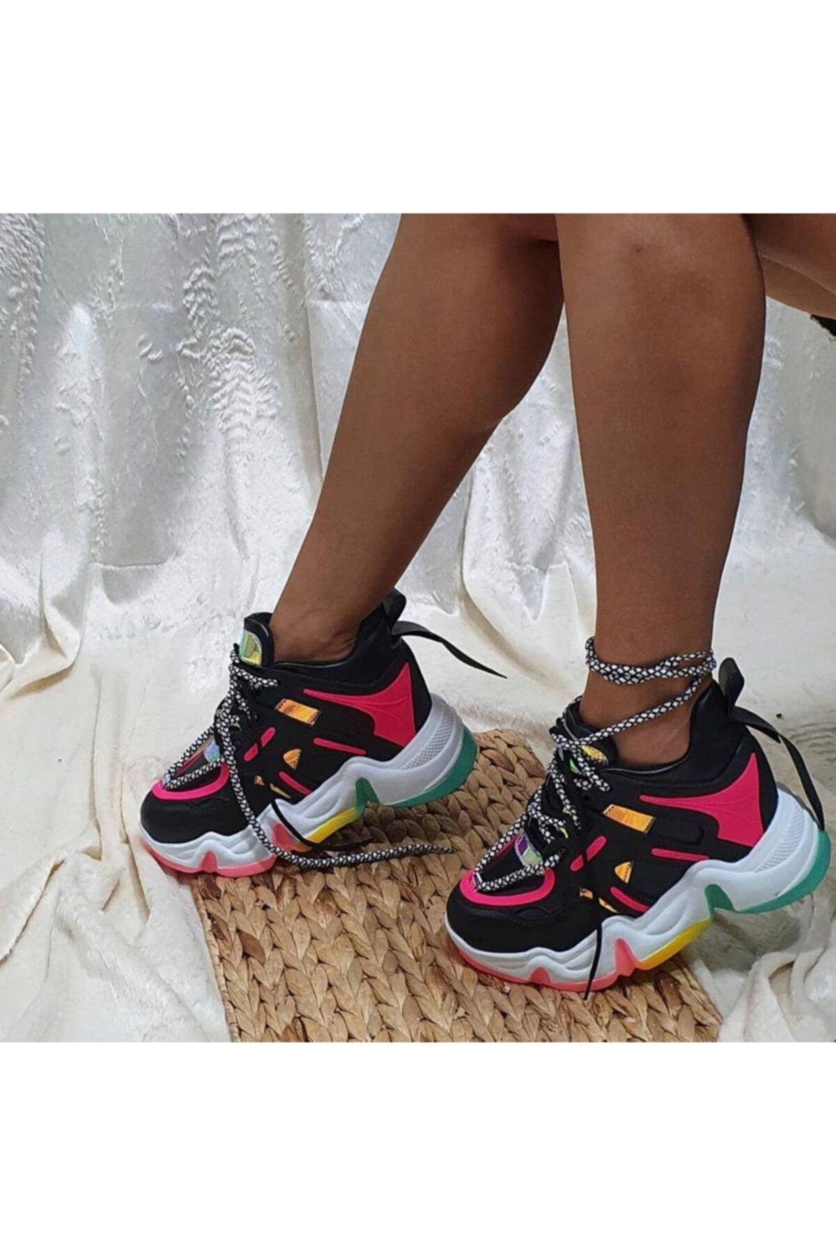 Shero shoes Goma Içden Dolgu 1