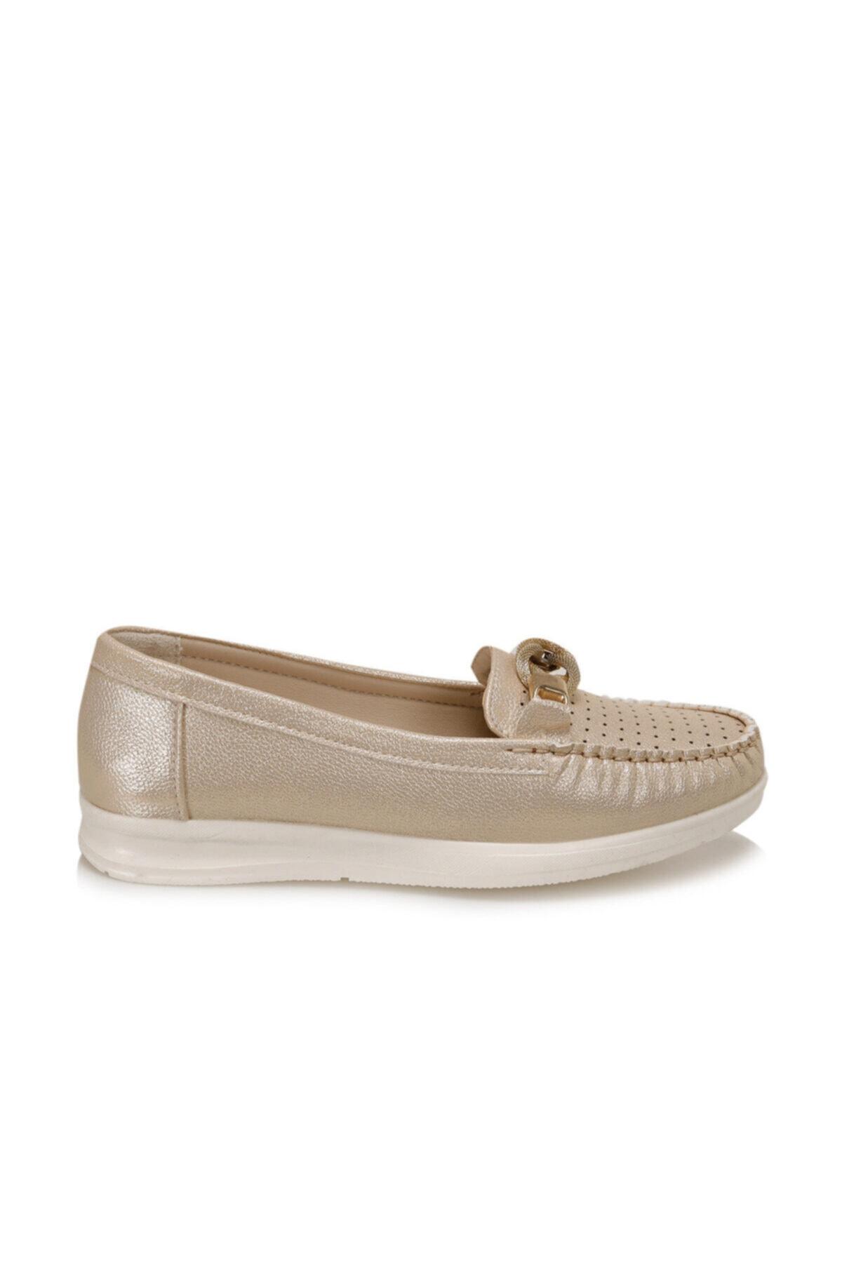 Polaris 161218.Z Altın Kadın Ayakkabı 100512243 2