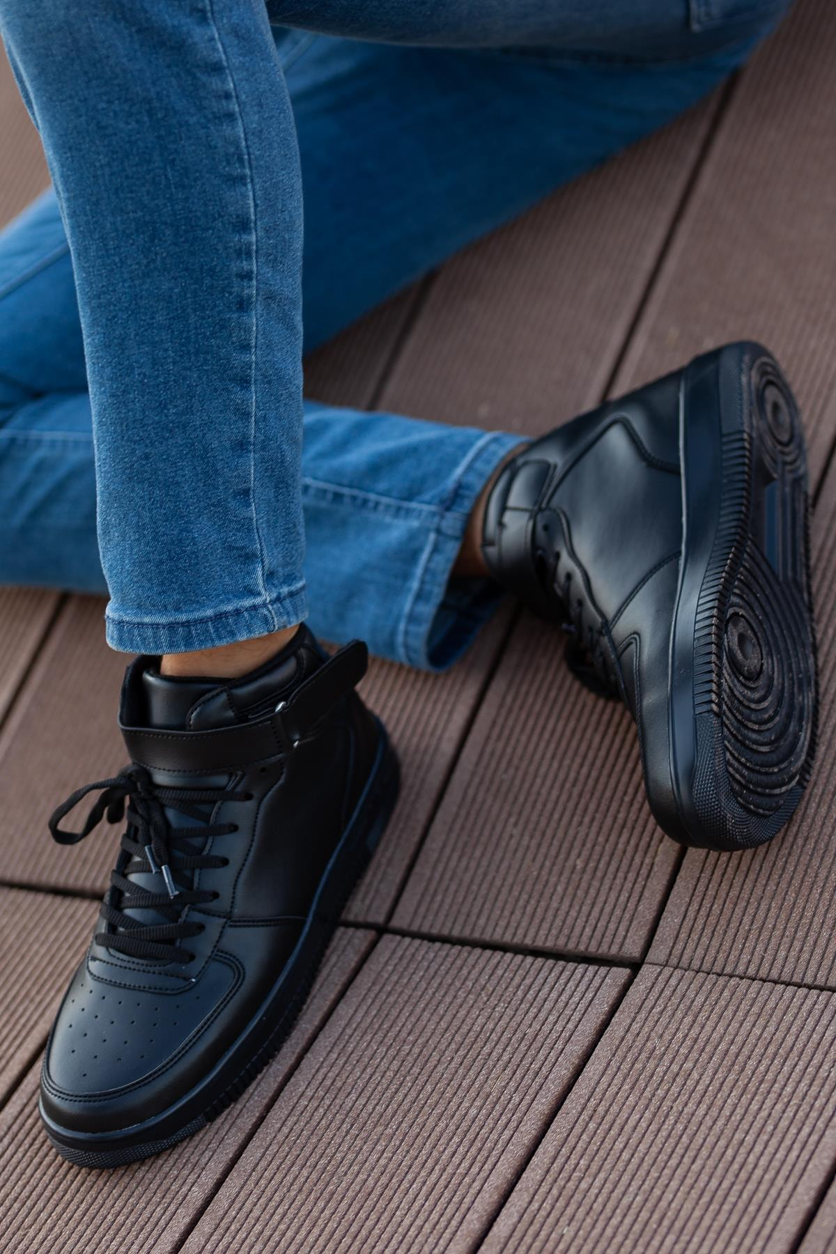 MUGGO Svt11 Unısex Sneaker Bot 2