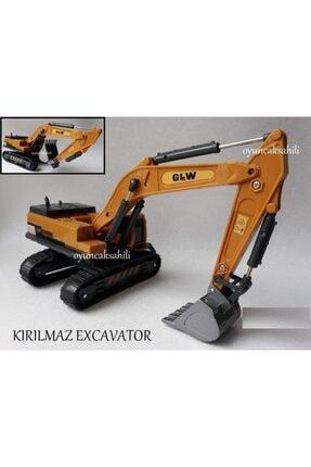 DİSNEY CARS Dozer Kırılmaz Excavator R Burun Kepçe Oyuncak Kaliteli Iş Makinası