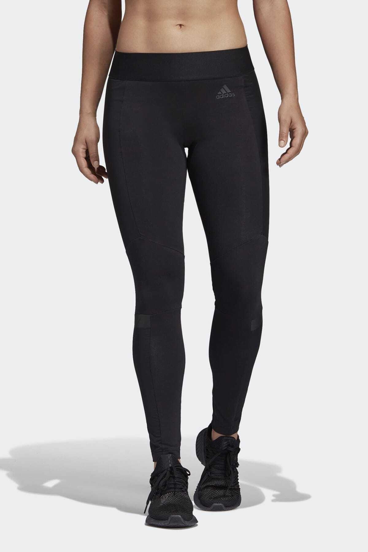 adidas W ADIDAS W.N.D. Siyah Kadın Tayt 101117627 1