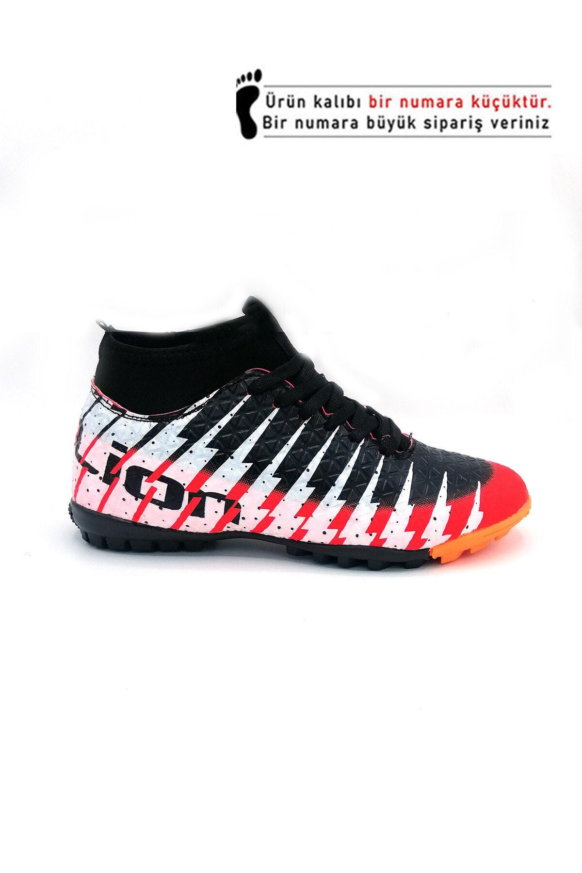 Lion Erkek  Çoraplı Halısaha Futbol Ayakkabısı 1
