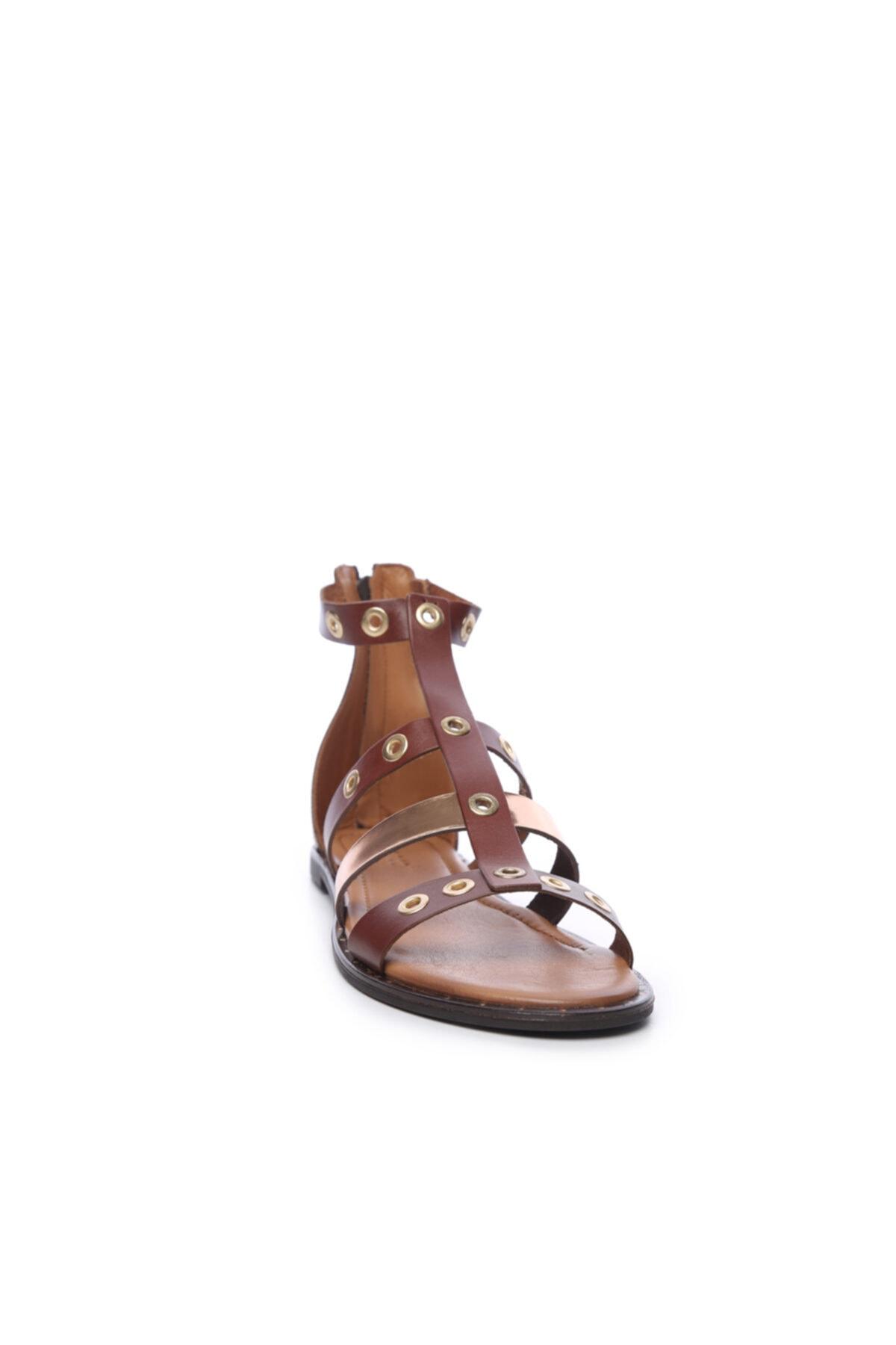 KEMAL TANCA Kadın Derı Sandalet Sandalet 169 7280 Bn Sndlt 2