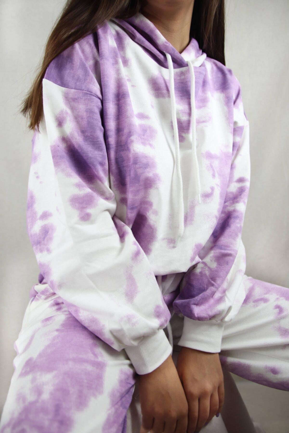 Anita Store Batik Beli Lastikli Sweatshirt 1