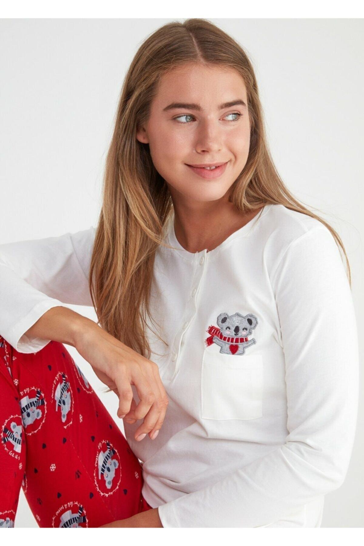SUWEN Koalina Pijama Takımı 2