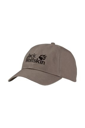 Jack Wolfskin BASEBALL Kahverengi Unisex Şapka 101106851