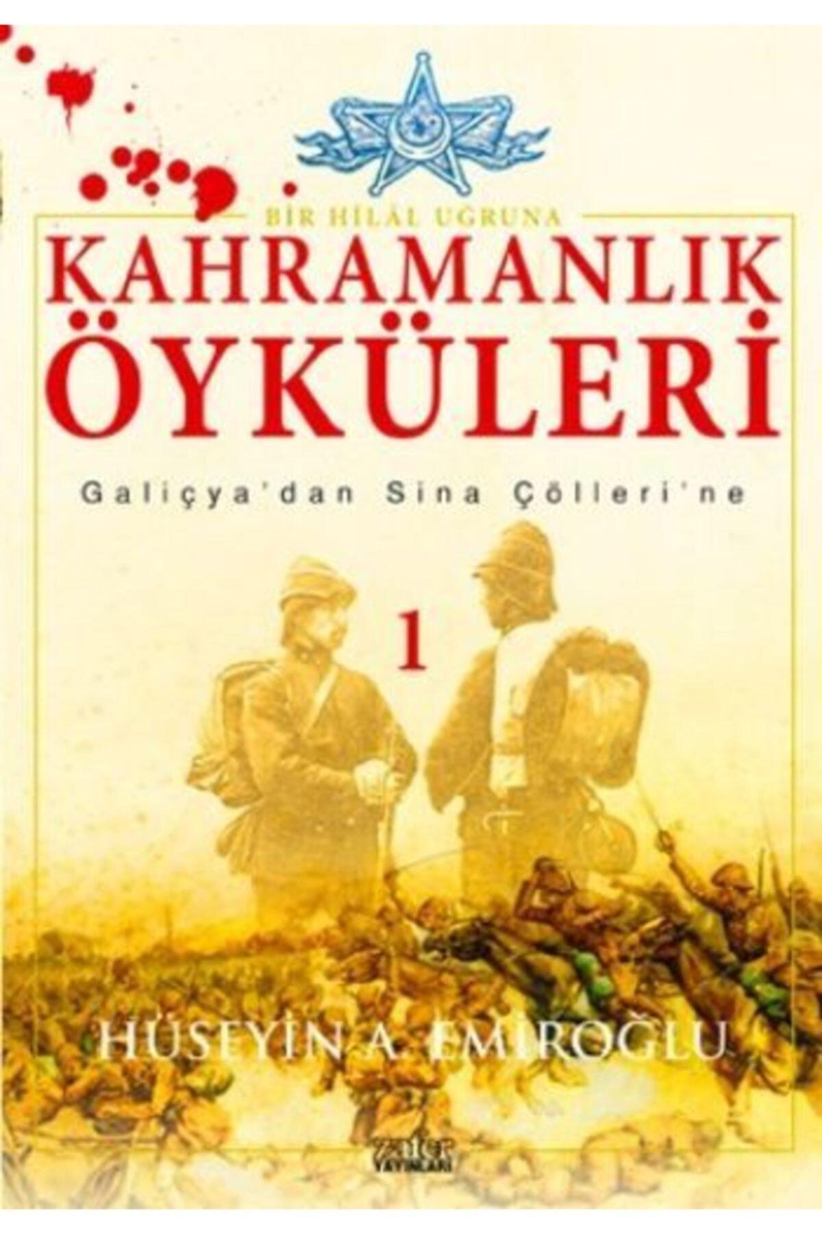 Zafer Yayınları Kahramanlık Öyküleri-1 1