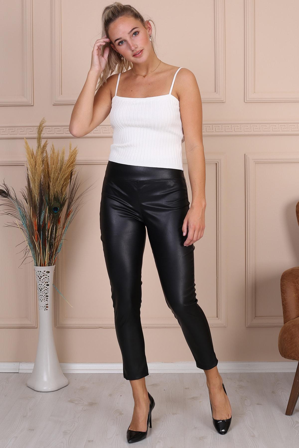 Londa Deri Pantolon 1