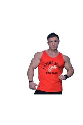 Big Sam Kırmızı Extreme Antrenman Atleti 2023