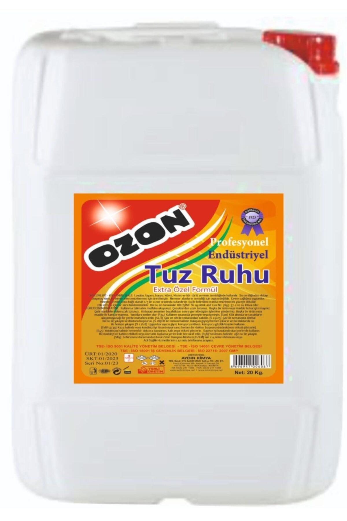 Ozon Tuz Ruhu 20 Kg ( Koli Içi 1 Adet ) 1